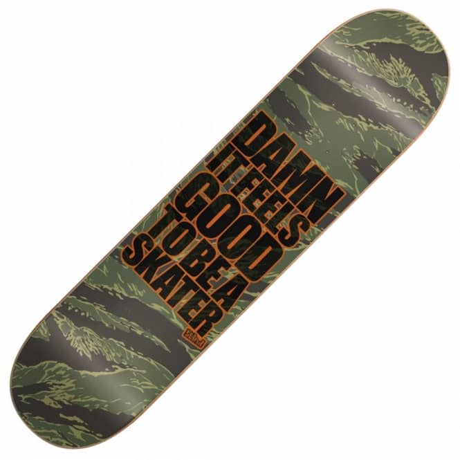 Blind Skateboards Blind Damn Tiger Camo Super Saver Skateboard Deck 8.25