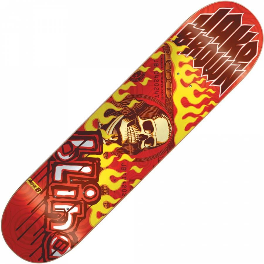 Blind Skateboards Blind Jake Brown Poster Deck 8.25 ...