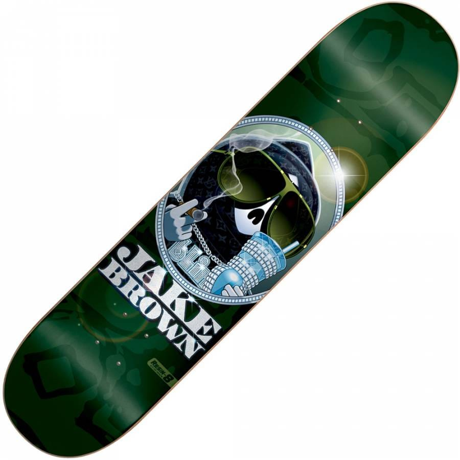 Blind Skateboards Blind Jake Brown Shades Deck 7.625 ...