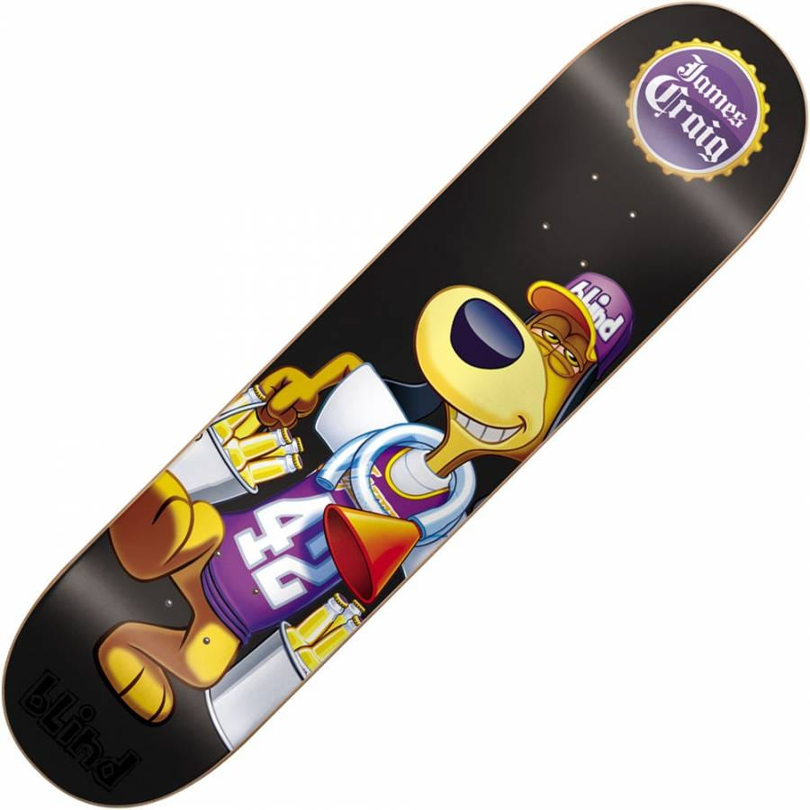 Blind Skateboards Blind James Craig Party Pooch Skateboard ...
