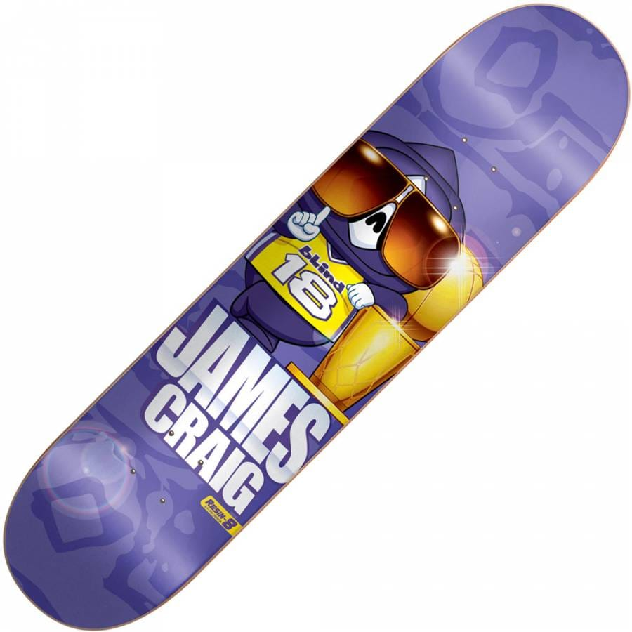 Blind Skateboards Blind James Craig Shades Deck 7.5 ...