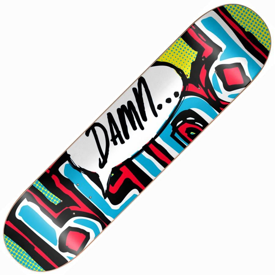 Blind Skateboards Blind Og Damn Bubble Yellow Blue Super