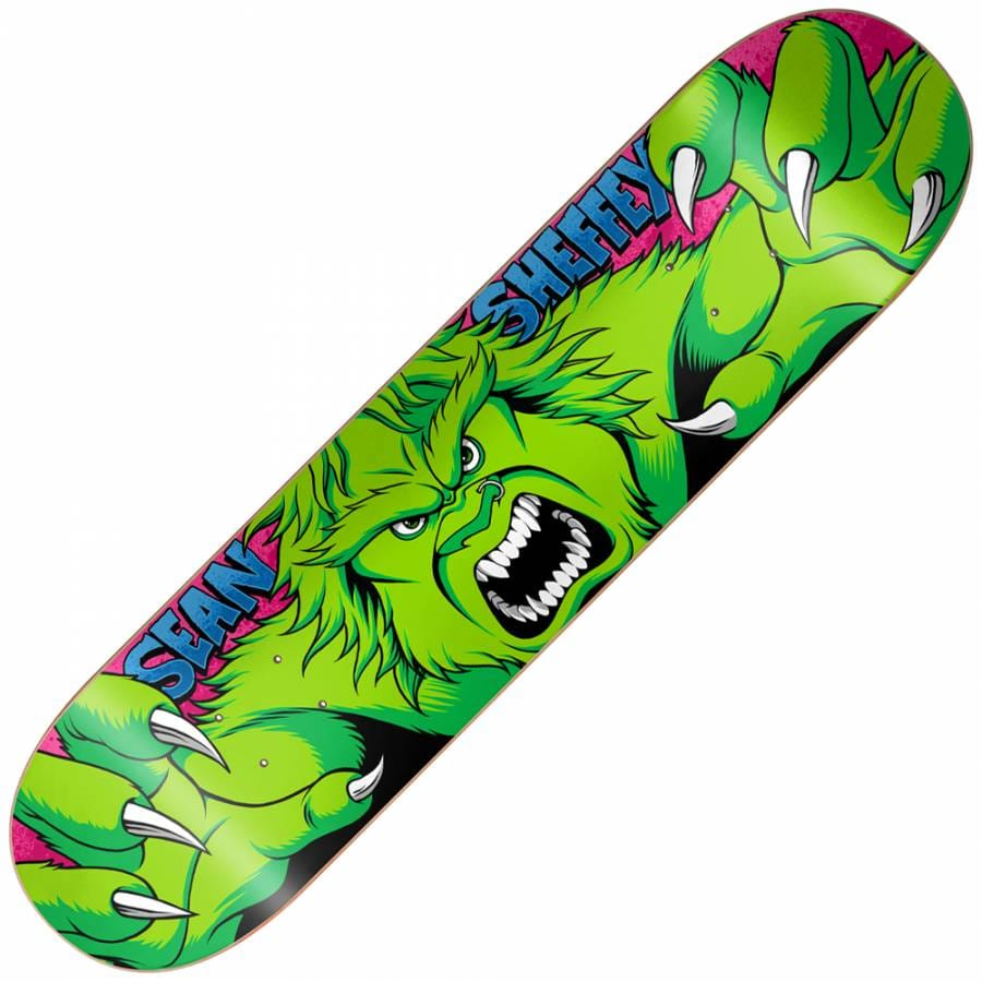 Blind Skateboards Blind Sean Sheffey Beast Skateboard Deck ...