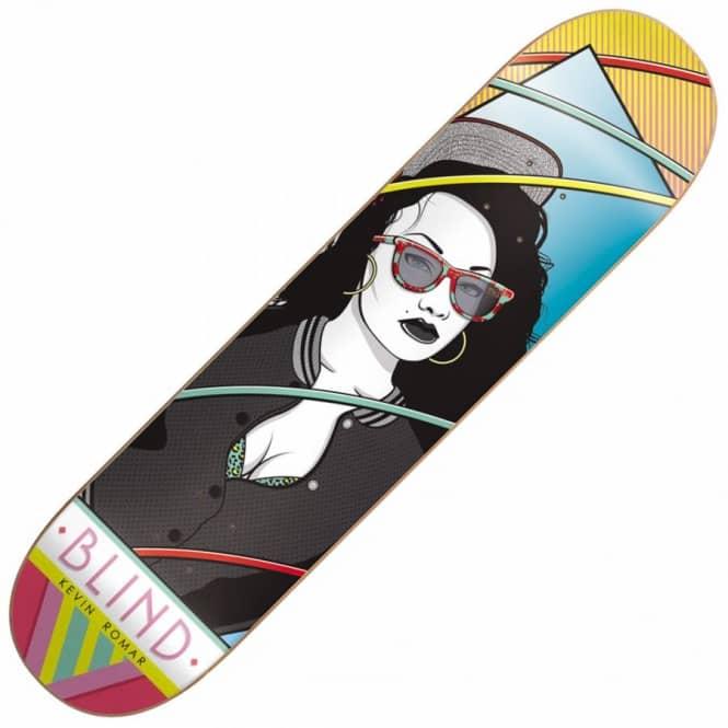2c8263c657 Blind Skateboards Blind Kevin Romar Girl Skateboard Deck 7.75