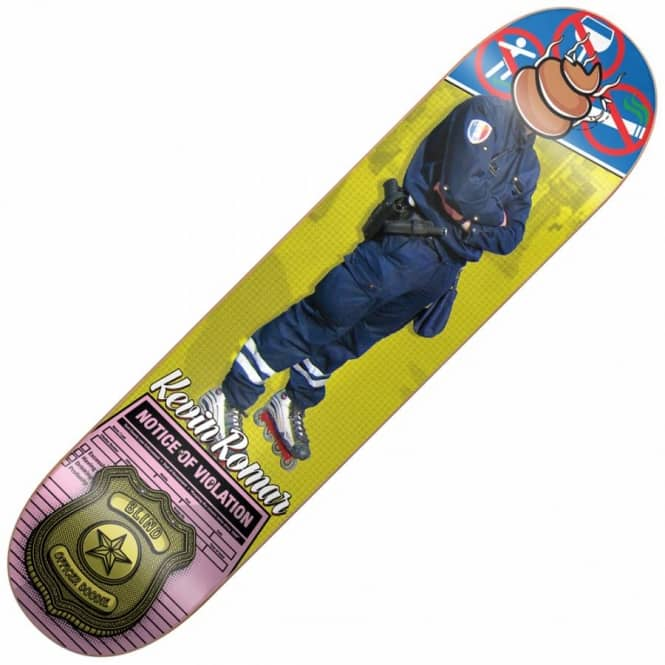 f113ce6fd8 Blind Skateboards Blind Kevin Romar Shitheads Skateboard Deck 8.0