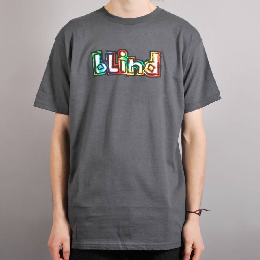 Blind Skateboards Blind Tie Dye Original Skate T Shirt