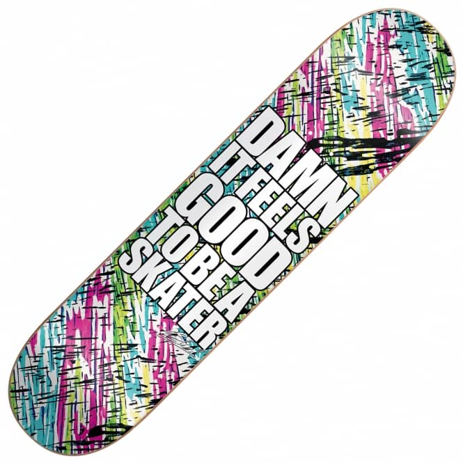 Blind Skateboards Damn Splash Super Saver Skateboard Deck 7.75
