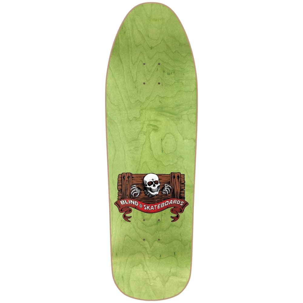 Rudy Johnson sk8 Blind Skateboards Heritage Skull Series Skateboard Sticker