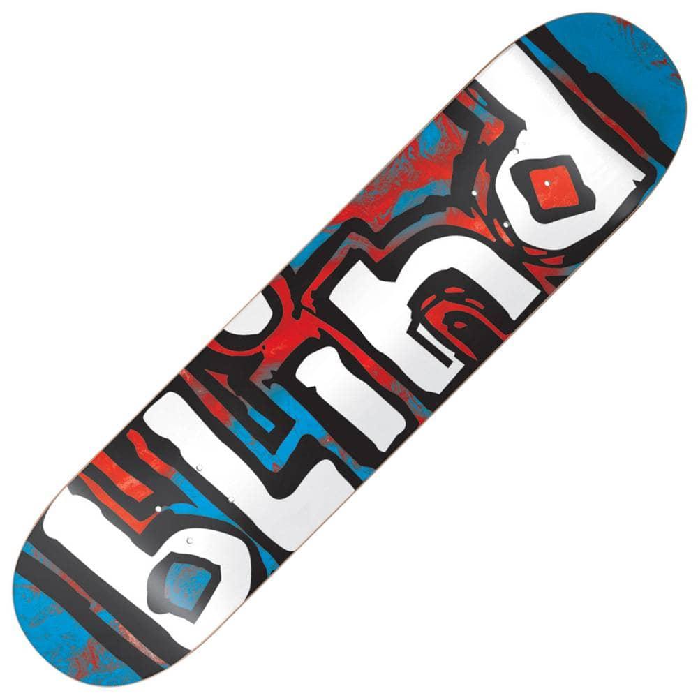 Blind Skateboards Og Water Color Skateboard Deck 7 75