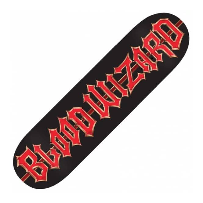 Blood Wizard Fubar Skateboard Deck 8.0