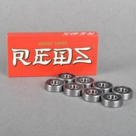 Bones Wheels Bones Super Reds Skateboard Bearings