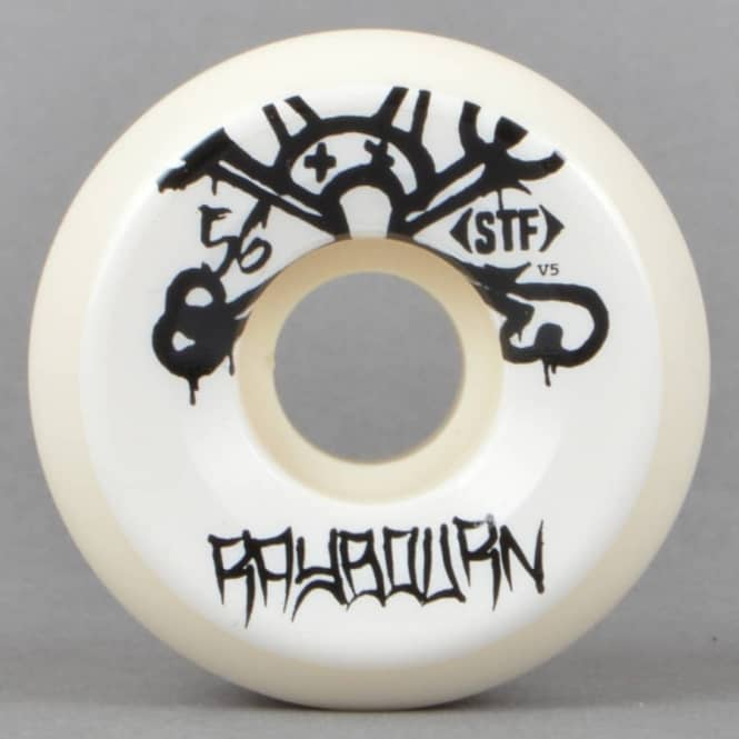 Bones Wheels Raybourn Mad Chavo V5 STF Skateboard Wheels 56mm