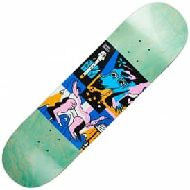 Brady Living Room Skateboard Deck 8.25