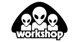 Alien Workshop OG Canvas Snapback Cap - Navy