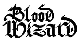 Blood Wizard Wizard Skate T-Shirt - Black