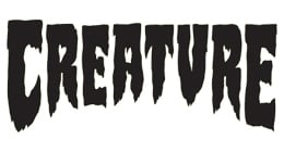 Creature Skateboards Gravette Humanoovers Skateboard Deck 8.25''