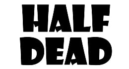 Half Dead Skateboards Chart Attack Skateboard Deck 9.0''