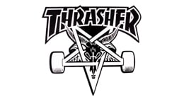 Thrasher New Oath Skate T-Shirt - White