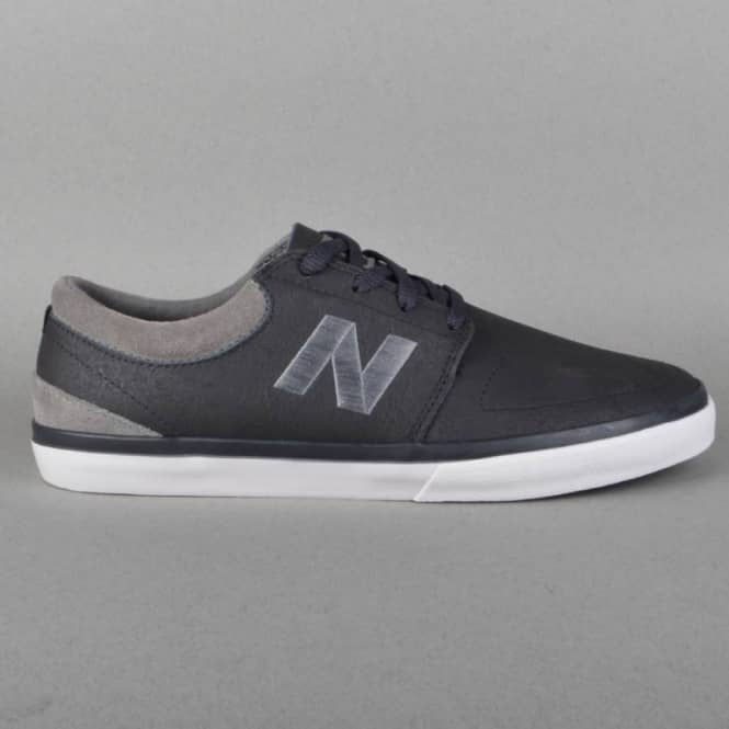 New Balance Numeric Brighton 344 Skate Shoes - Black/High Abrasion Tom Karangelov
