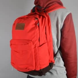 Basin Backpack - Red