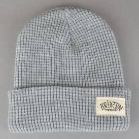 Brixton Borrego Beanie - Light Heather Grey