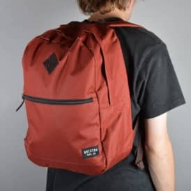 Carson Backpack - Red