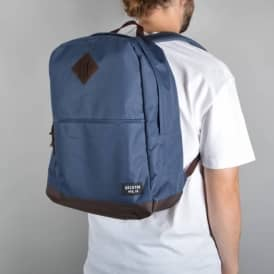 Brixton Carson Backpack - Slate Blue