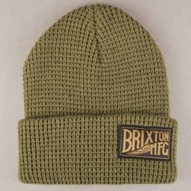 Brixton Coventry Fold Up Beanie - Army