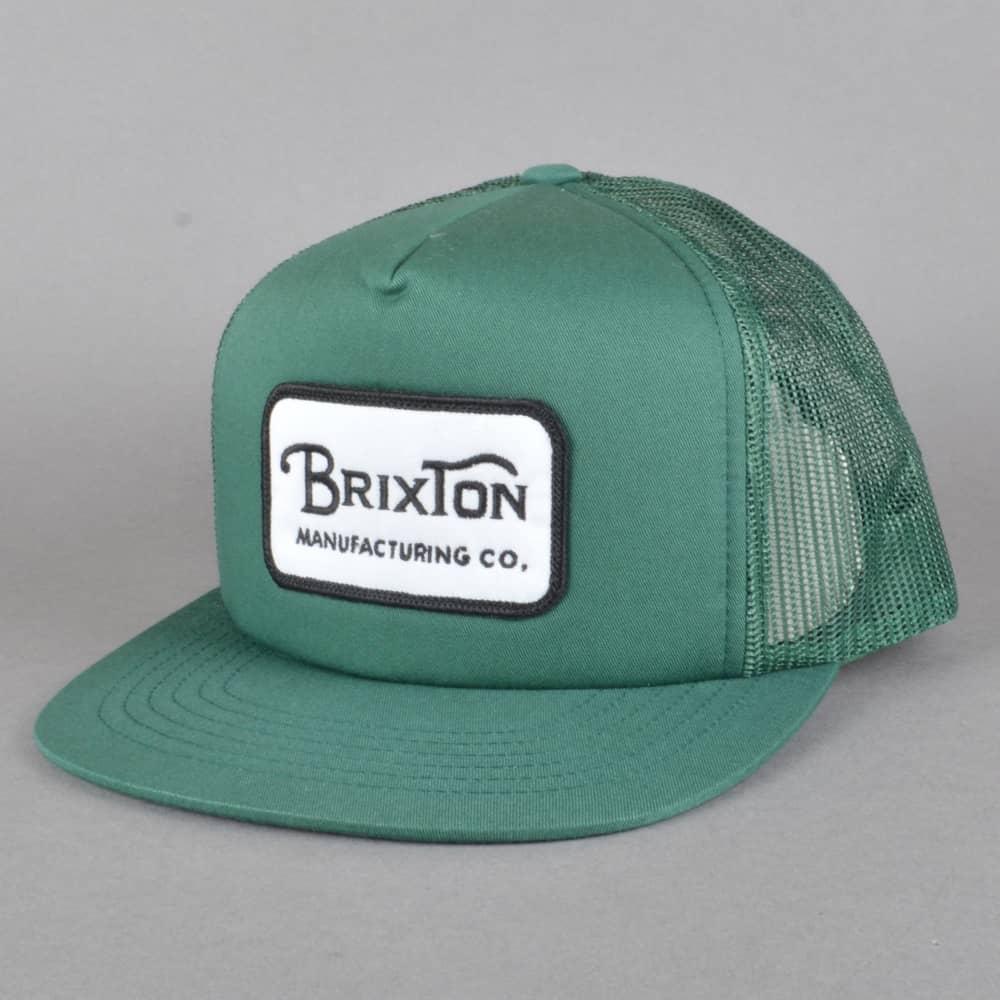 505b10dead Brixton Grade Mesh Cap - Chive Green