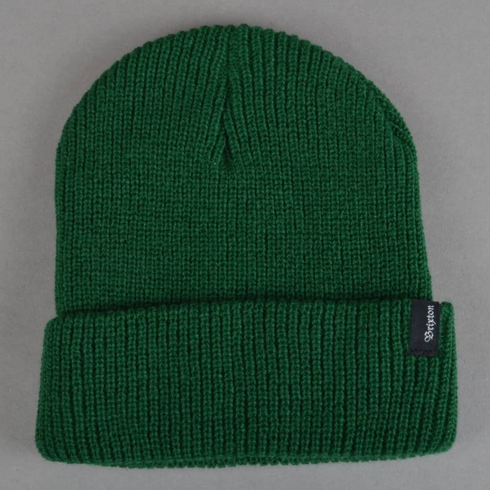 20adfe34ccf Brixton Heist Beanie - Forest Green - SKATE CLOTHING from Native ...