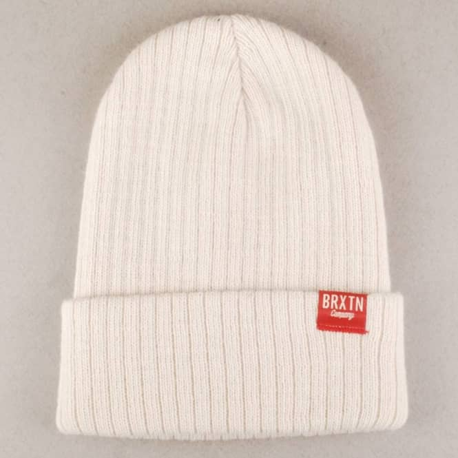 Brixton Hoover Beanie - Cement