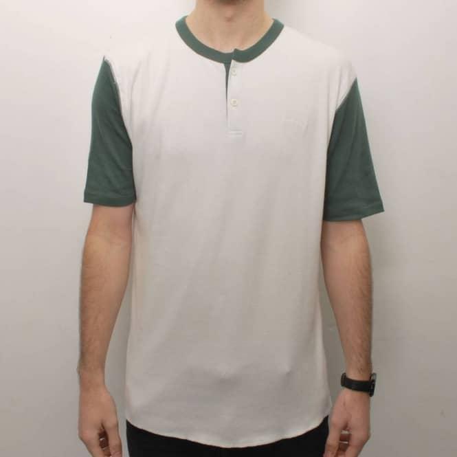 Brixton lewis custom t shirt white hunter skate for Custom t shirt uk