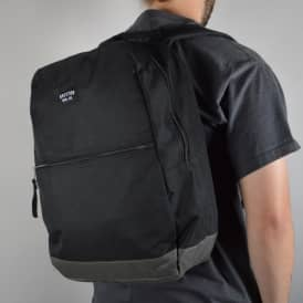 Brixton Locker Backpack - Black