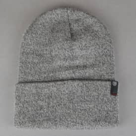 Brixton Morley Watch Cap Beanie - Grey/Dark Grey