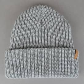 Brixton Moscow Beanie - Light Heather Grey