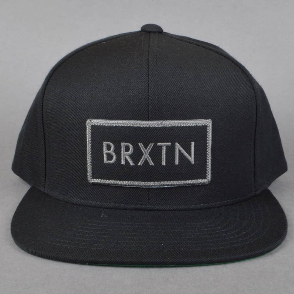bcbdc0b6a3 Rift Snapback Cap - Black/Black