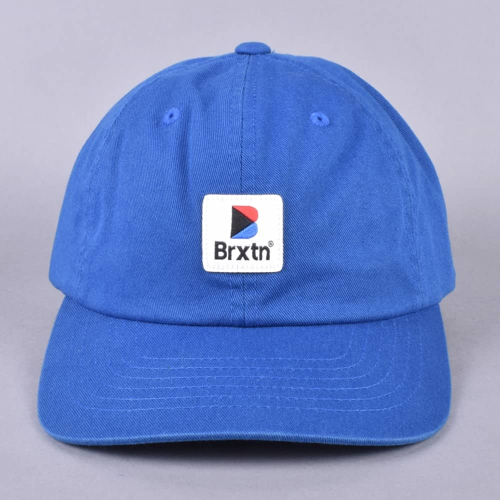 Brixton Stowell MP Cap - Royal Blue - SKATE CLOTHING from Native ... 752923d3766b