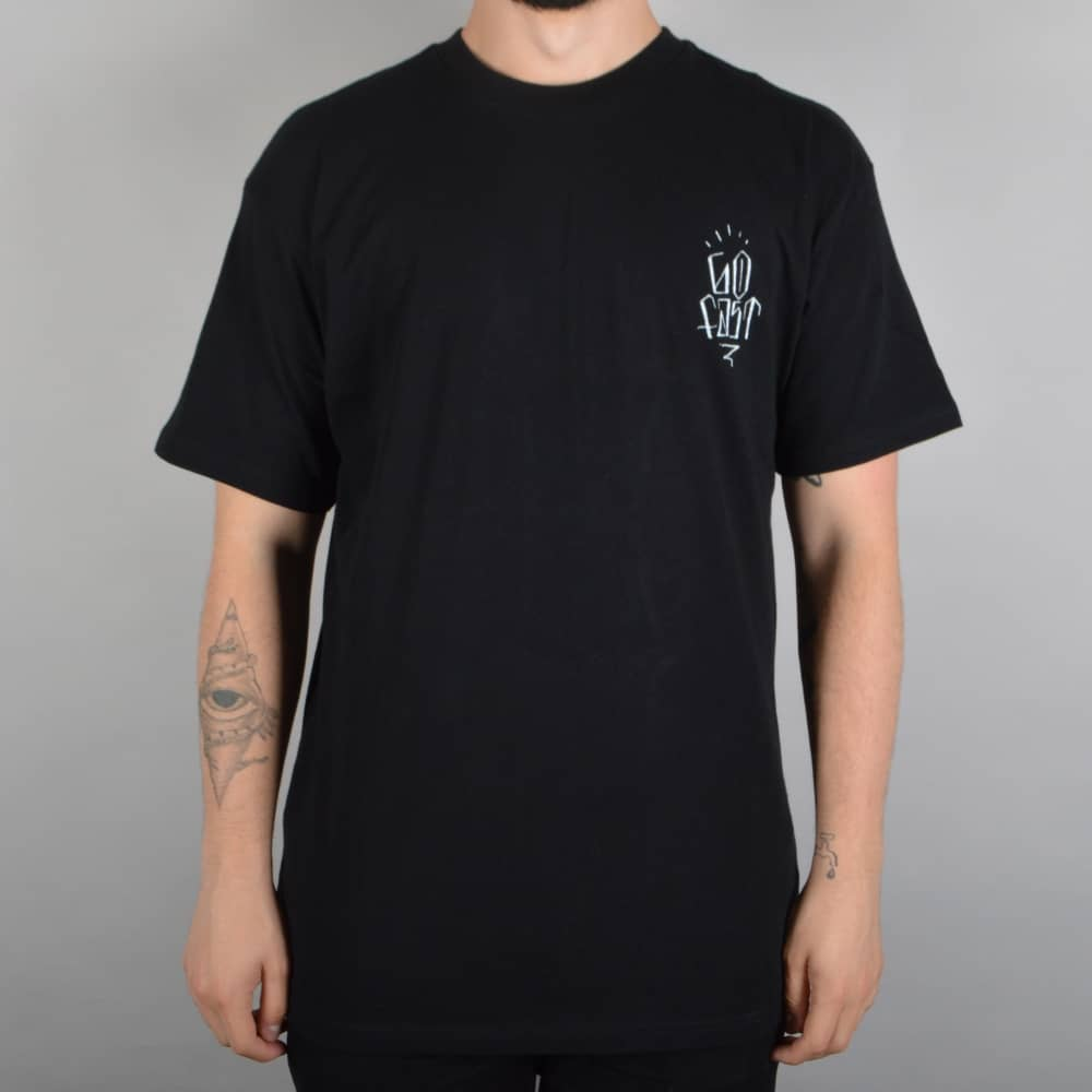 6edc45d46c x Hard Luck MFG Monte Carlo T-Shirt - Black