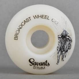 Broadcast Savants Skateboard Wheel 51mm