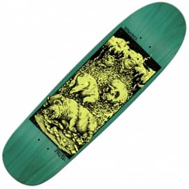Brockel Pigs in Zen Skateboard Deck 9.3''