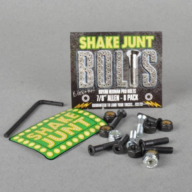 18a178c70f72 Shake Junt Bryan Herman Pro Truck Bolts - 0.78