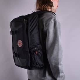 BTG Skatepack Skateboard Backpack - Black