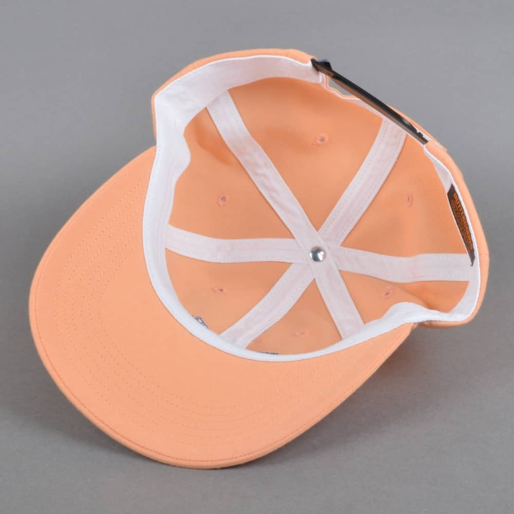 7041877a688 Butter Goods Jazz Snapback Cap - Peach - SKATE CLOTHING from Native ...