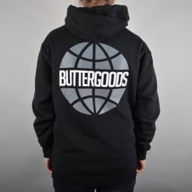 Shade Worldwide Logo Pullover Hoodie - Black