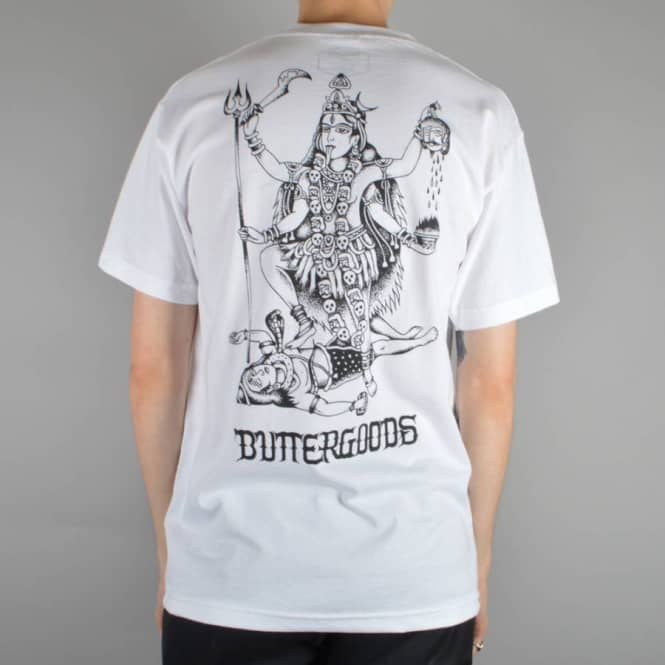 Butter Goods Kali Skate T-Shirt - White