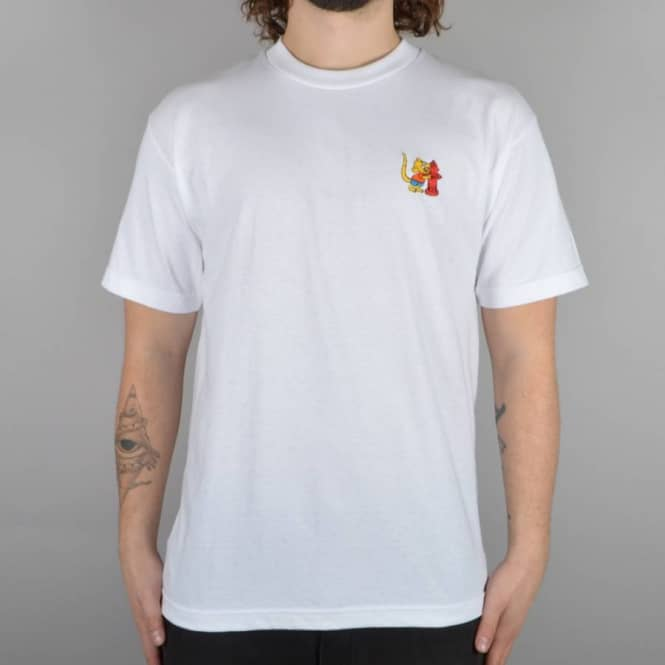 Butter Goods Ratboy T-Shirt - White