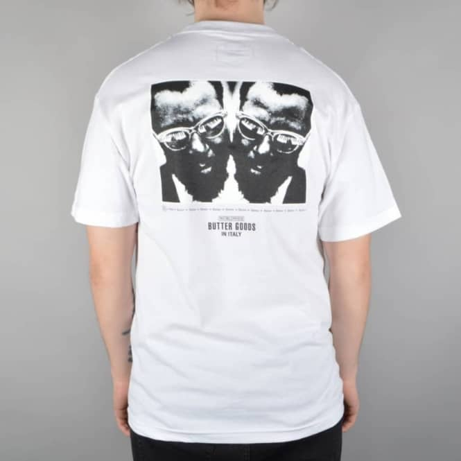Butter Goods Thelonious Skate T-Shirt - White