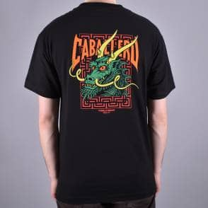 addcb555f5ad Powell Peralta Supreme Skate T-Shirt - Black - SKATE CLOTHING from ...