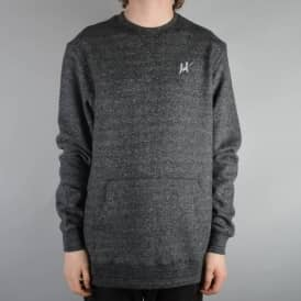 Cadet Crewneck Sweater - Charcoal Heather