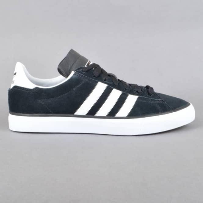 check out 3c42e 63fb0 Campus Vulc II Skate Shoes - Core BlackFTW WhiteGum 3